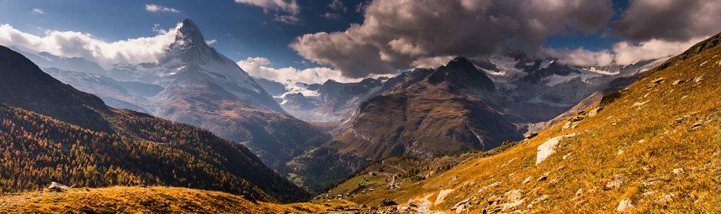 Zermatt Panorama