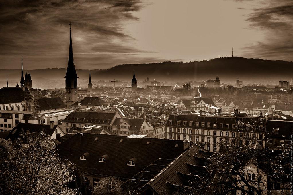 """""""Old"""" Zurich"""